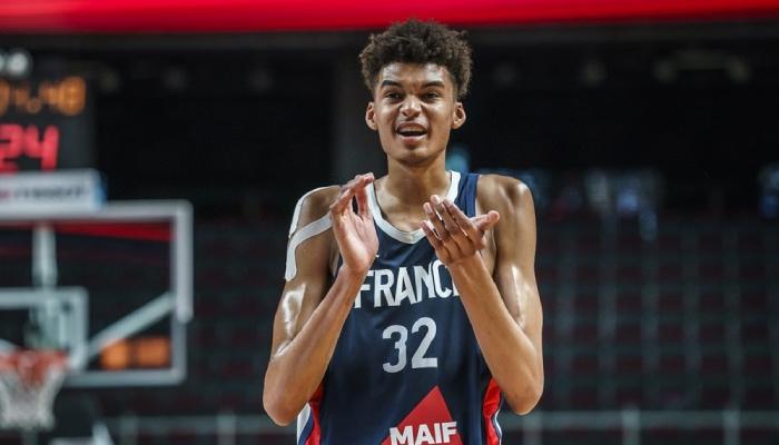 Le talentueux intérieur français de l'équipe de France U19, Victor Wembanyama, a été qualifié de « meilleur joueur du monde » par un adversaire suite à la finale de la Coupe du monde perdue face à Team USA