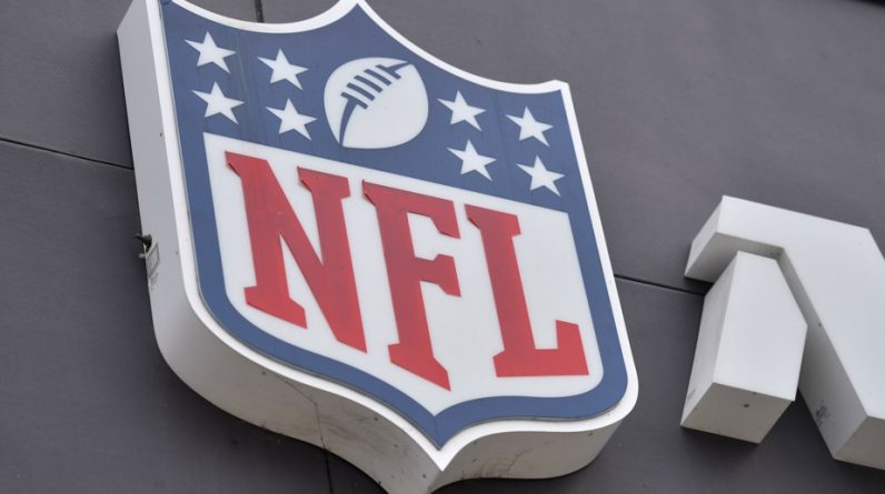 NFL |  Changing rooms is for vaccinated staff only