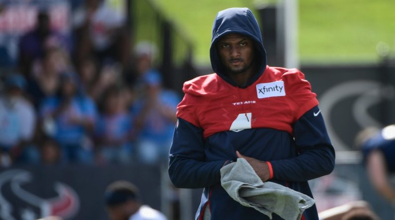 NFL: Deccan Watson will miss the pre-season game against the Packers against the Texans