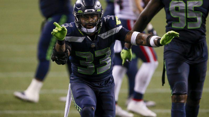 NFL |  Jamal Adams became the highest paid security half