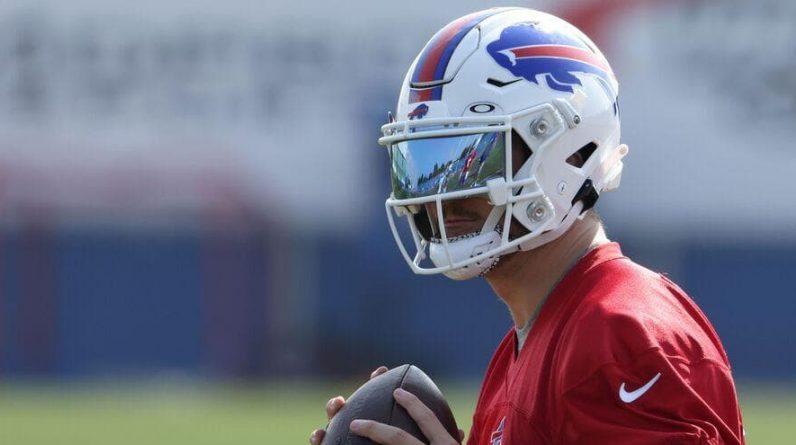 NFL: Josh Allen breaks bank