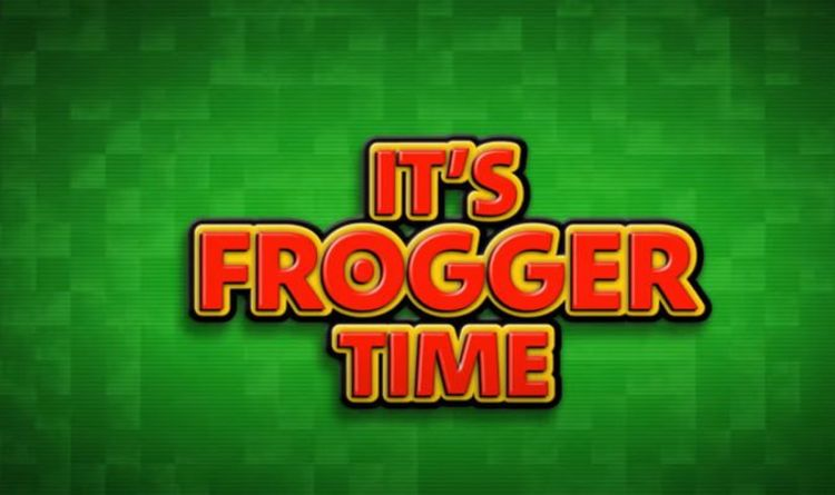 Peacock TV is coming to the UK with a live action game show from Frogger