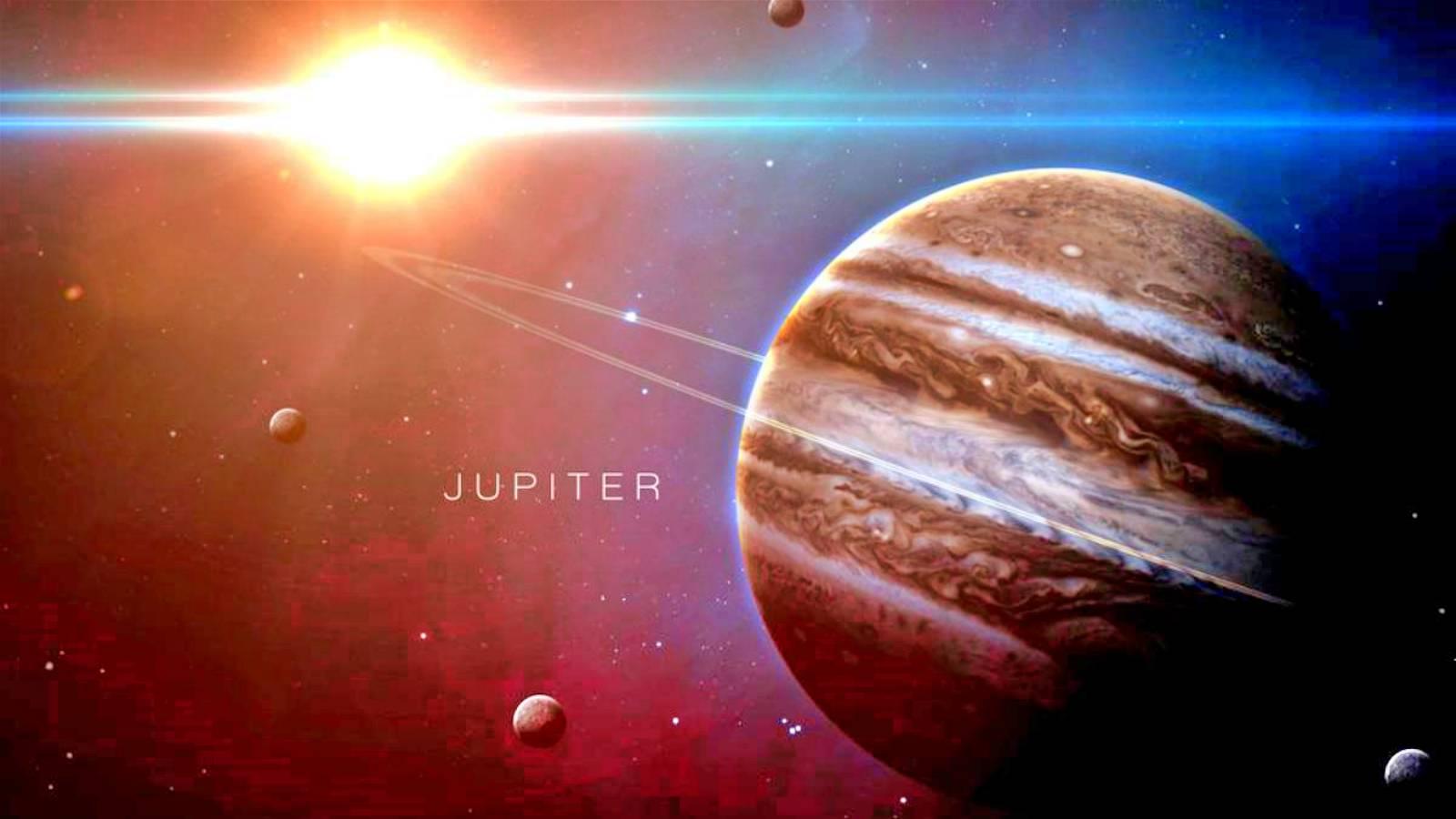 Planetary Jupiter relocation