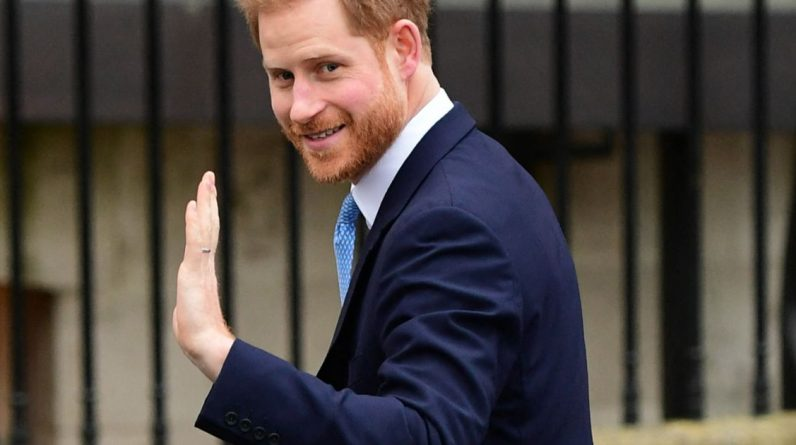 Prince Harry: In order to return to London, he wants to call the cameras to follow ...