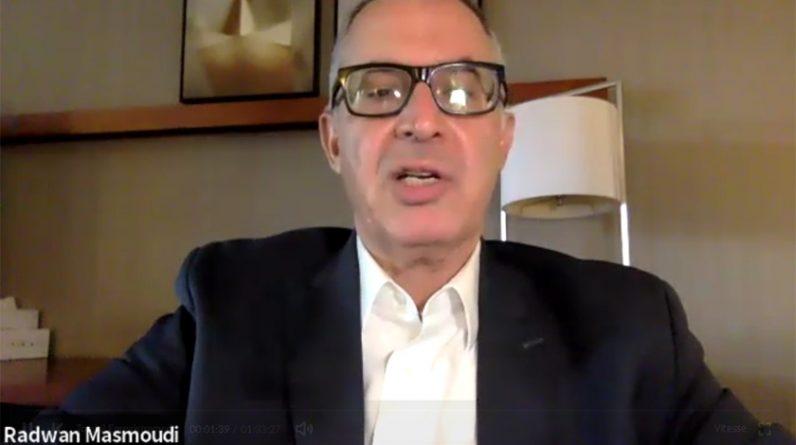 Radwan Masmoodi continues to demand US intervention in Tunisian affairs!