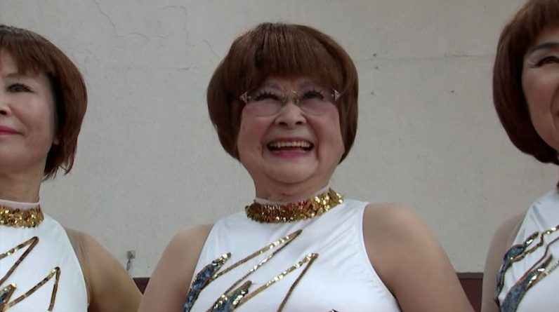 Retired Japanese cheerleaders will not stop
