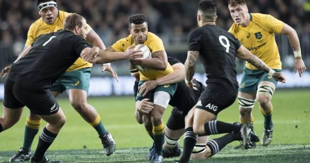 Rugby - Rugby Championship - Australia - New Zealand match postponed to September 5