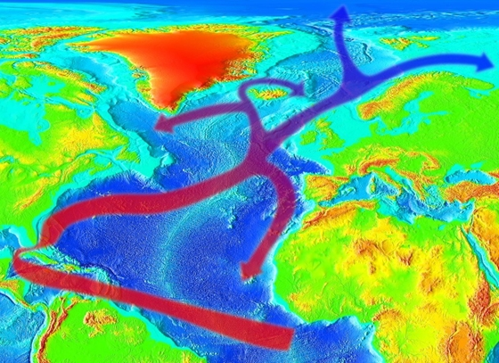 Technology: Big Problem: There may be a moment when the Gulf Stream fails