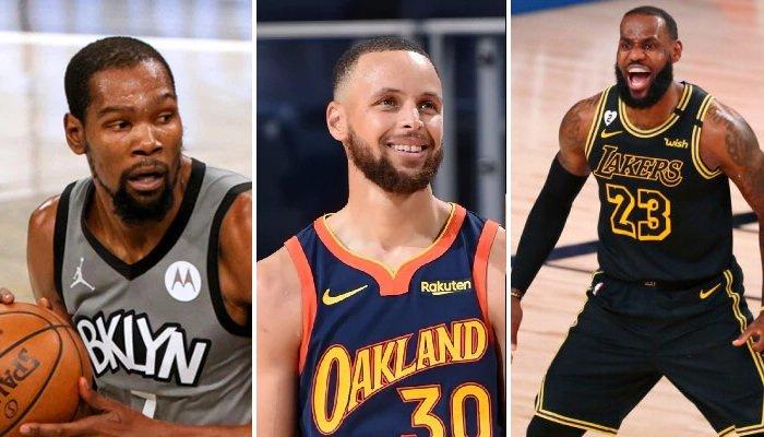 NBA Les 10 plus gros salaires en 2021-22