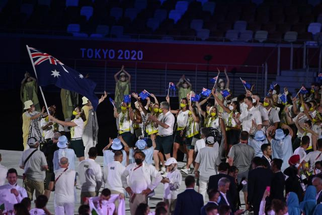 The Australian Olympic Committee provides 28 days of isolation for athletes in South Australia