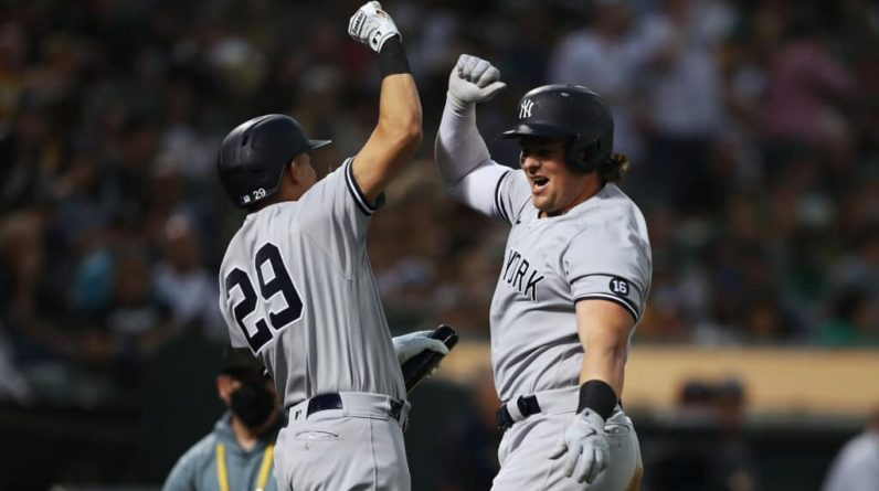 The Yankees take the path to victory at 13