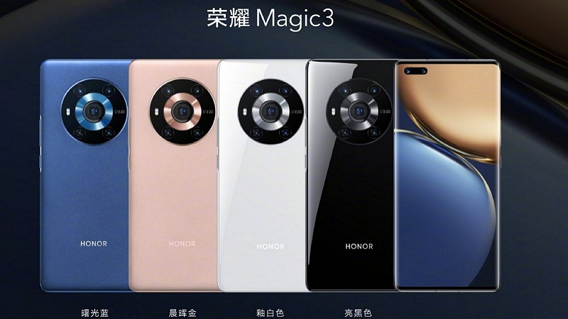 Honor Magic 3 - Respect