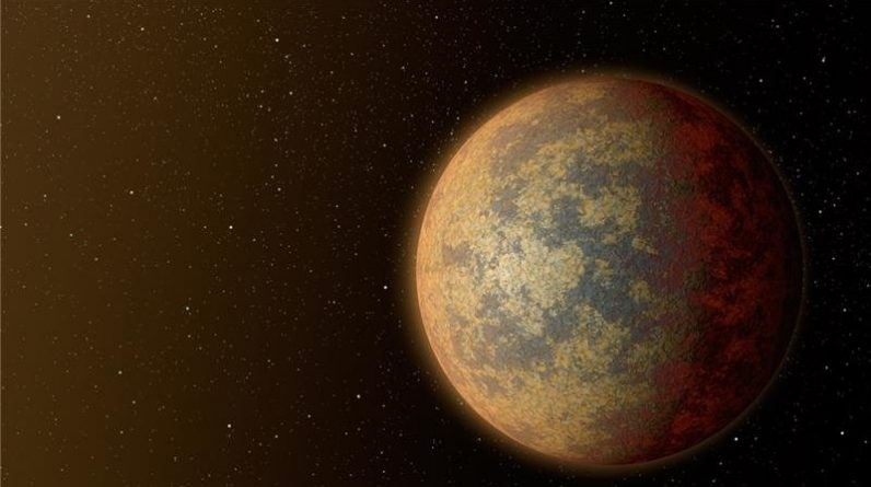 The solar system was discovered near us