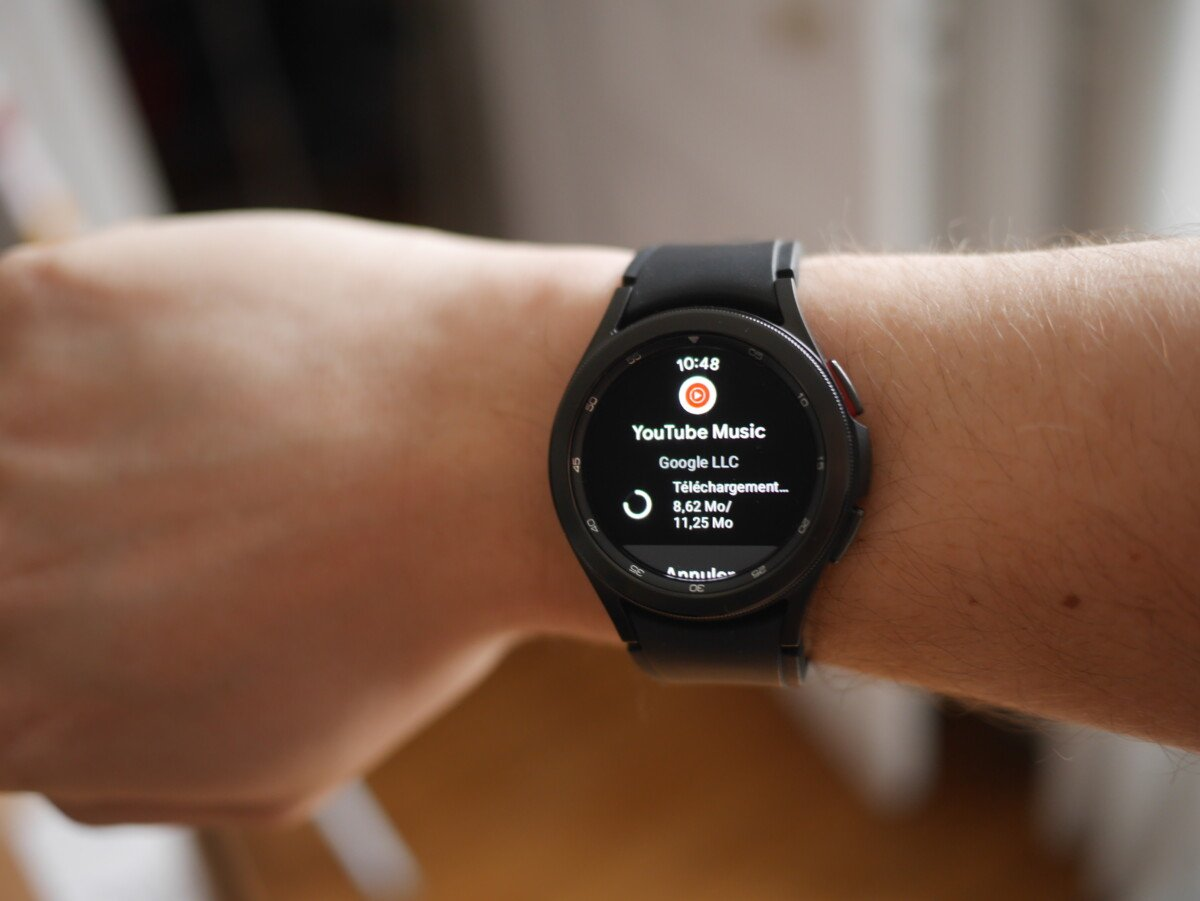 New YouTube Music app for Wear OS 3.