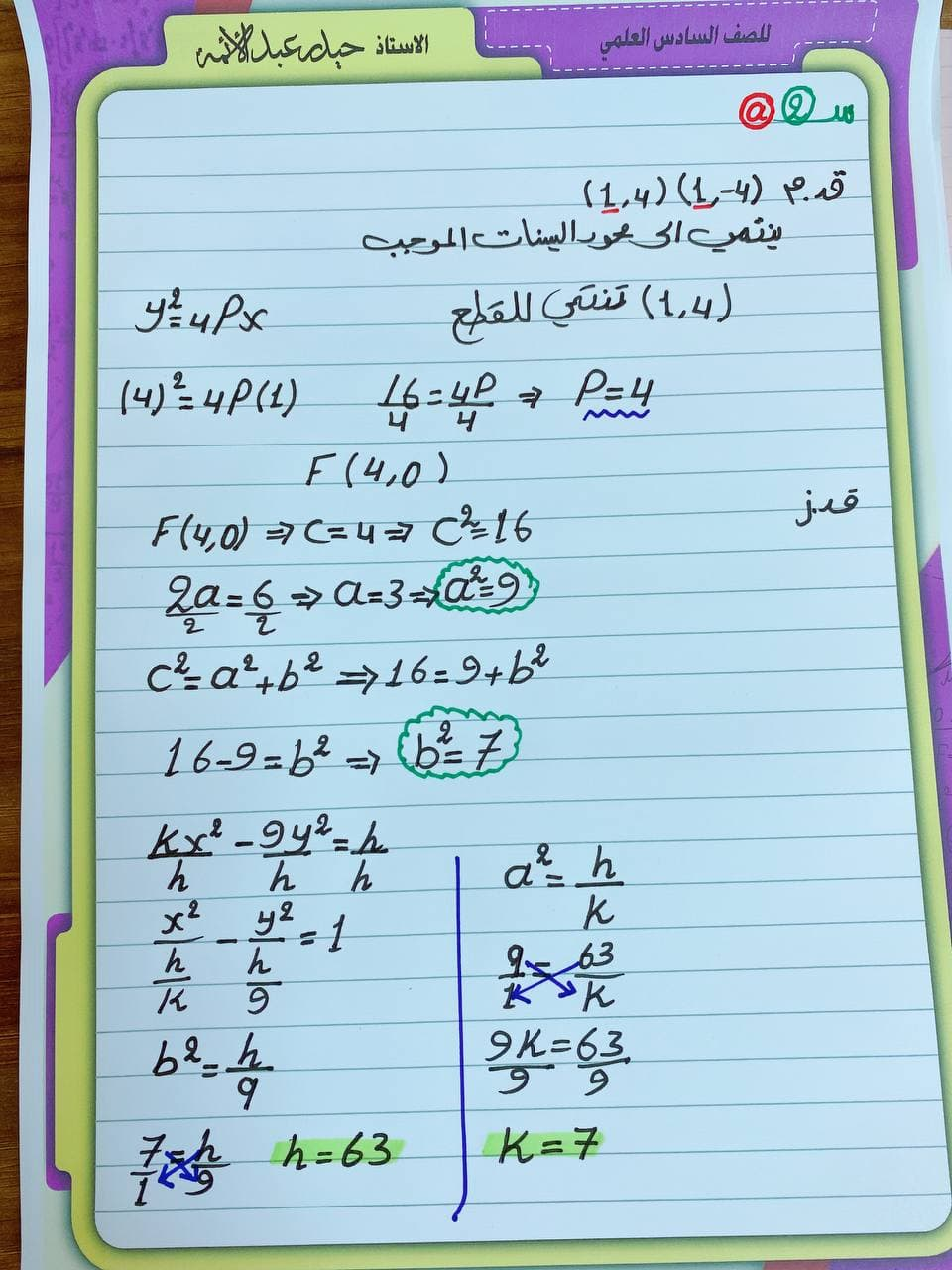 Solve Mathematical Questions 2021 First Floor Sixth Biology