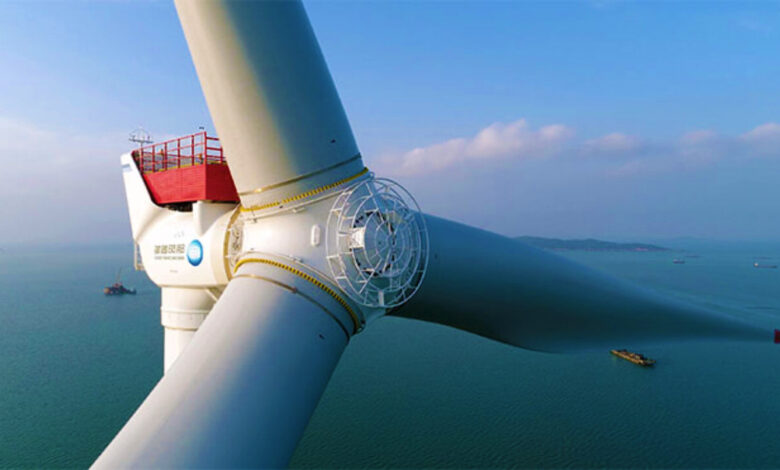 China is the world's largest wind farm .. Do you know how big its giant power?