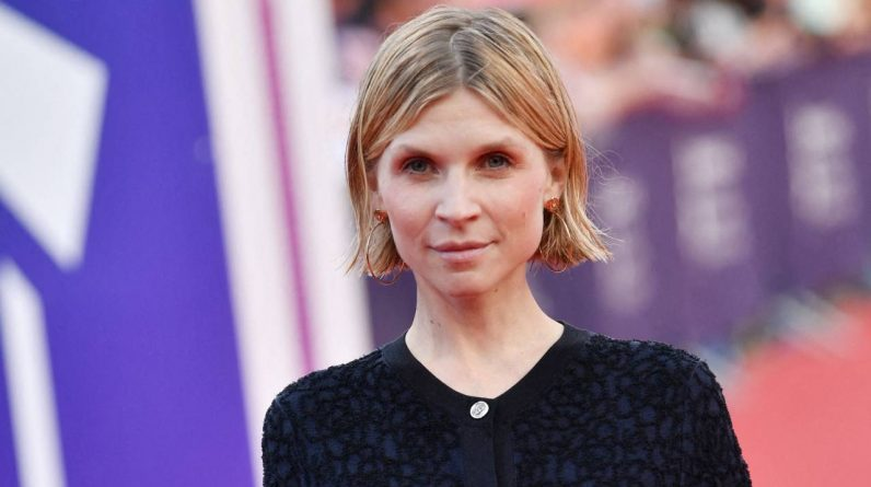 """Deauville 2021 - Clémence Poésy: """"I was bottle-fed at a concert from the great Hollywood era"""" - Actus Cine"""