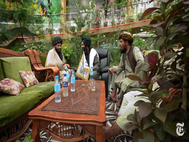 More than 150 Taliban militants are living in the luxury mansion of the Marshall in Afghanistan