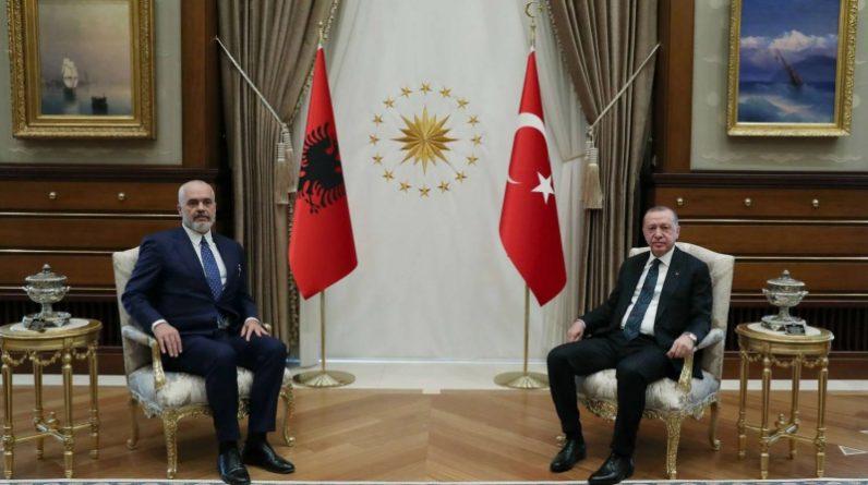 Merkel wants to add Balkan countries to EU to counter Turkish influence