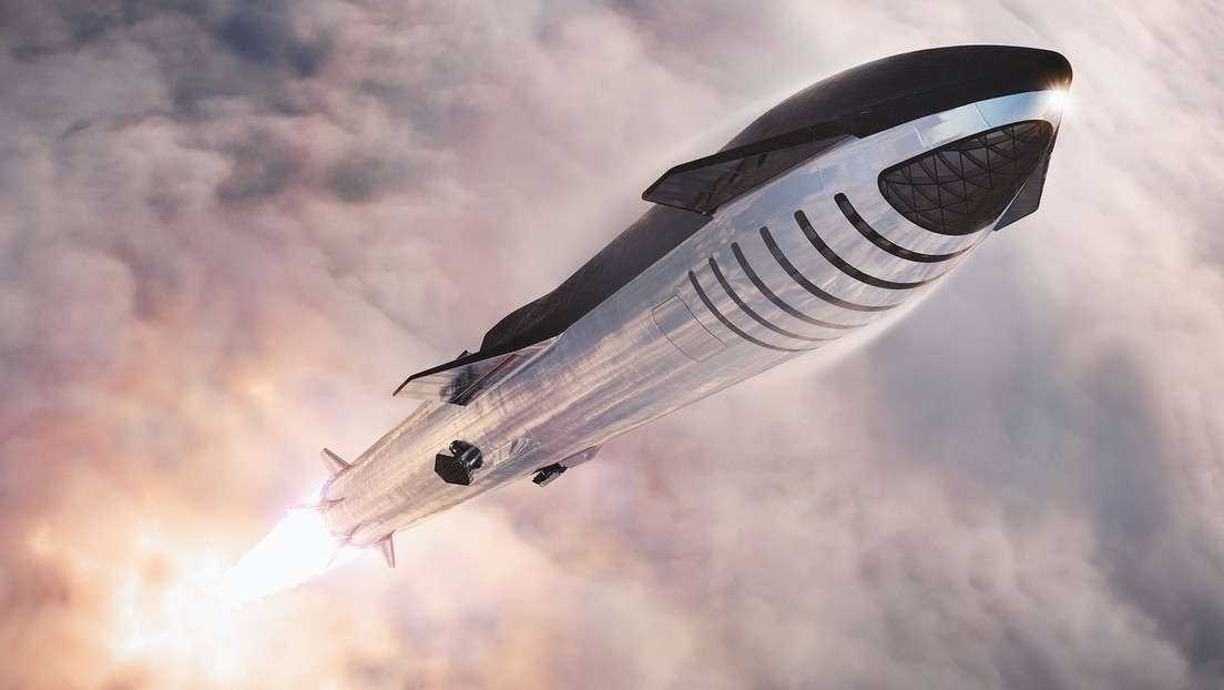 Photo: SpaceX Starship's new and improved concept film reveals what its final look will look like