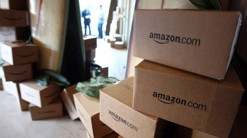 Amazon plans to hire 12,000 seasonal employees in France