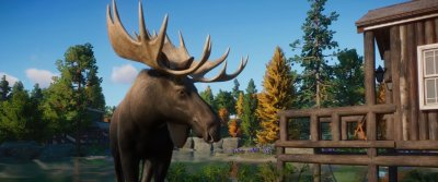 Planet Zoo: Announced in the North American Animal Pack Video