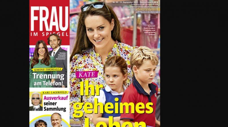 Kate Middleton, Devil Smile in London, revelation on a family trip