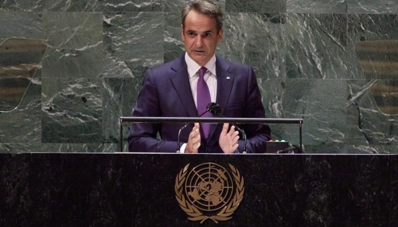 Mitsodakis: Greek strategy for climate change