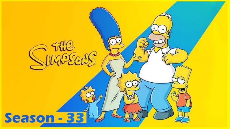 Les Simpsons Saison 33 : Heure de sortie, date de sortie, distribution et +