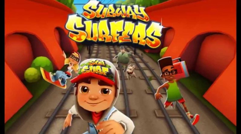 """""""Active link"""" here.  Download Subway Surfers for PC for free"""