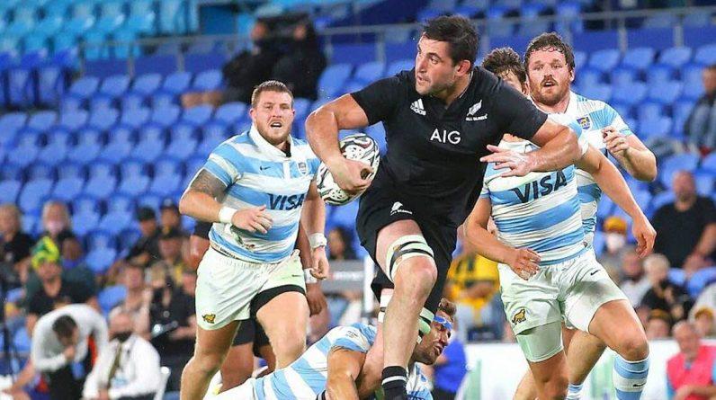 All blacks crush Argentina and Australia captures South Africa