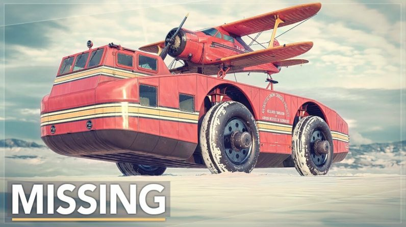 Antarctic Snow Cruiser: Do You Know Its History?