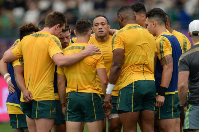 Australia is scheduled to play a Test match against Japan on October 23