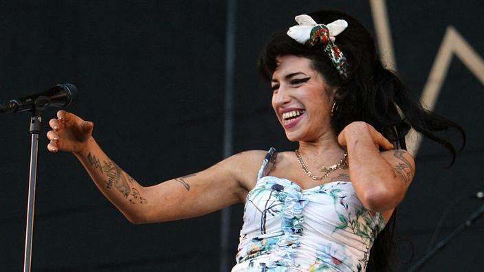 Amy Winehouse a déjà été mise à l