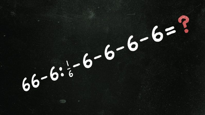 Can you solve this tricky fifth grade math problem?
