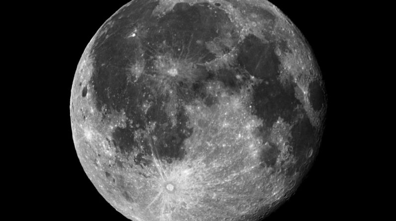 Did the moon never have a magnetic field?  Models of the Apollo voyage will destroy the mystery