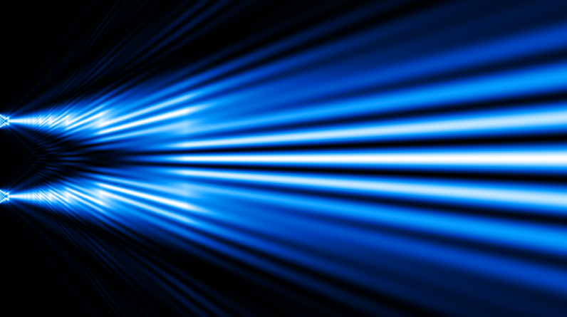 Do quantum objects look like waves or particles?