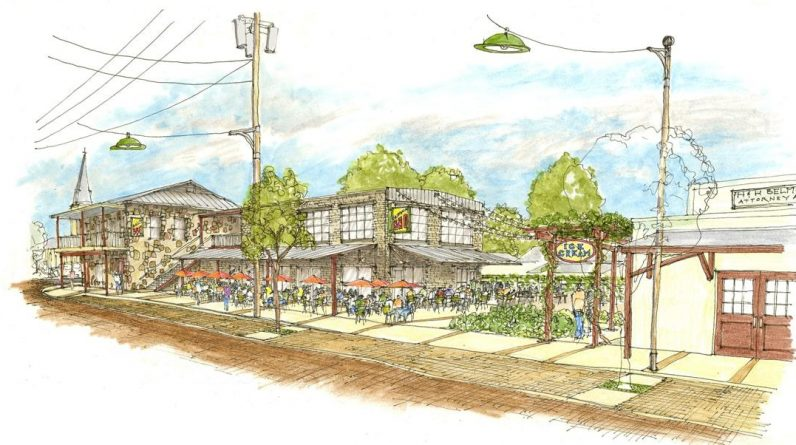 Families in Castro aim to create a new urban recreation district