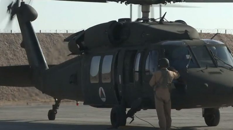 Fearing the Taliban, Afghan military pilots flee Uzbekistan to fly to UAE