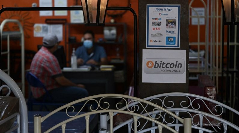 In El Salvador, bitcoin is becoming a common currency - issuance