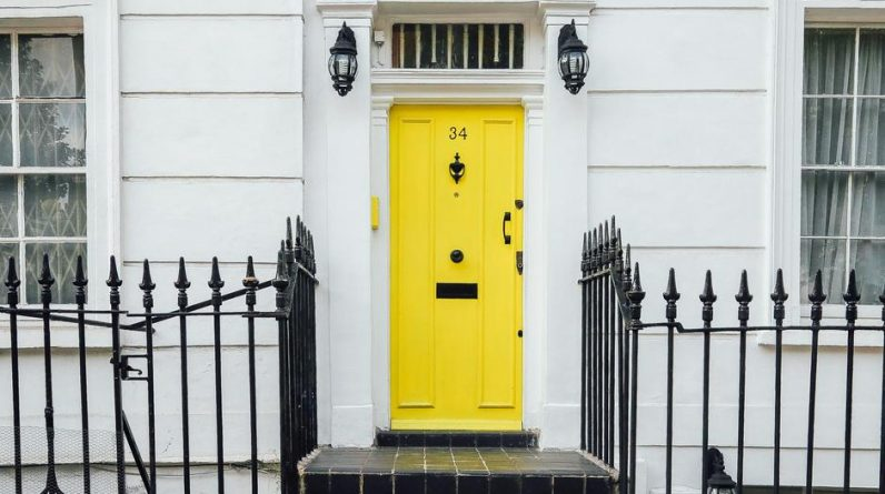In London, brilliant rent