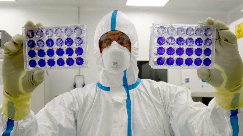 London cancels contract with French laboratory Valneva