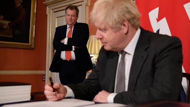 London demands renegotiation of Northern Irish ethics