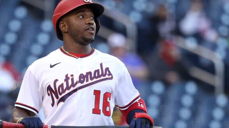 MLB at a glance: Victor Robles downgraded to AAA Teleno Tshields Jr. changes address again