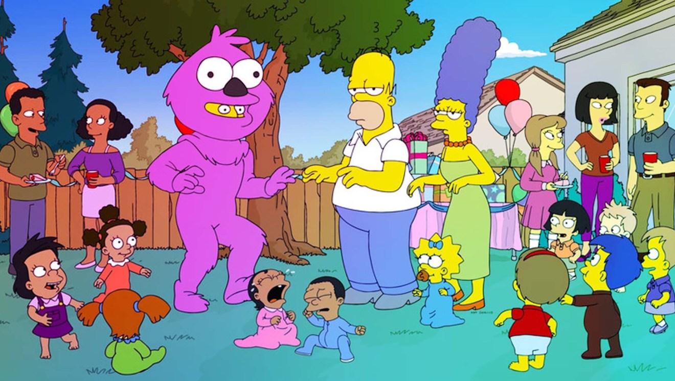 Simpson Season 33 Info