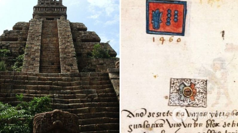 Scientists have found ancient written evidence of earthquakes in the Aztec code.  Photo