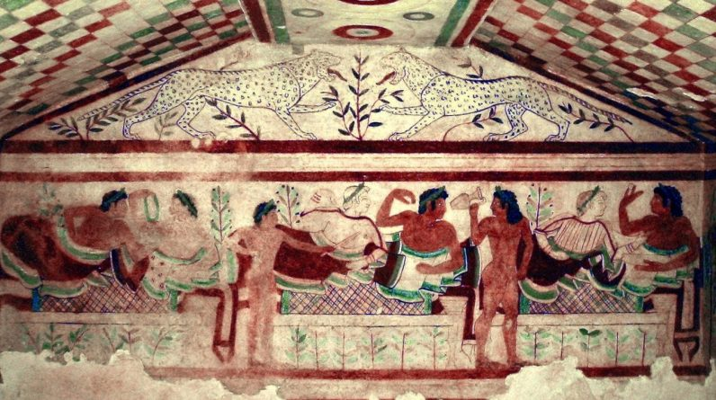 Scientists unravel the mystery of the origin of Etruscan