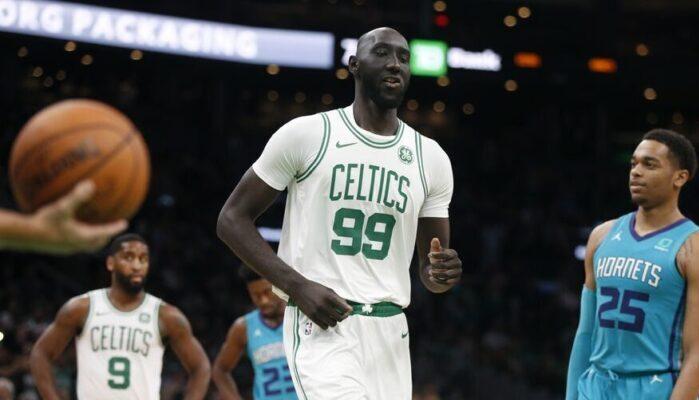 Tacko Fall Boston Celtics