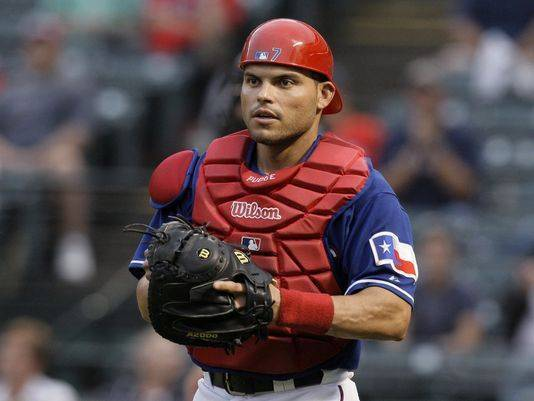 The Yankees can keep Ivan Rodriguez ... in his prime