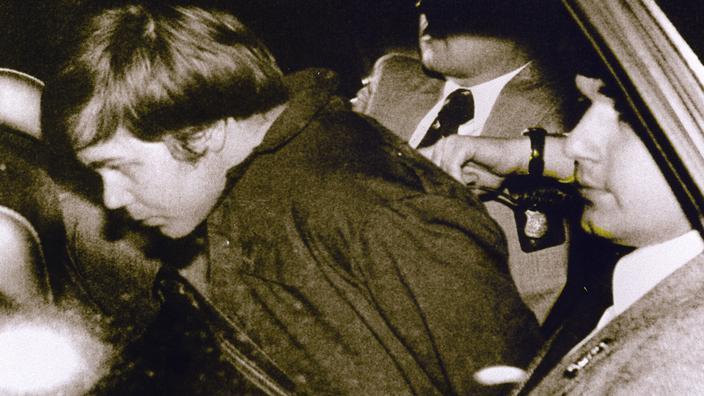 John Hinckley avait été déclaré pénalement irresponsable par la justice américaine.